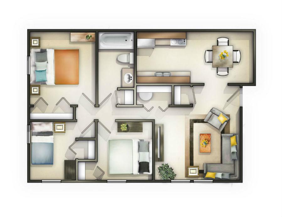 Pine Ridge Apartments Knoxville Tn